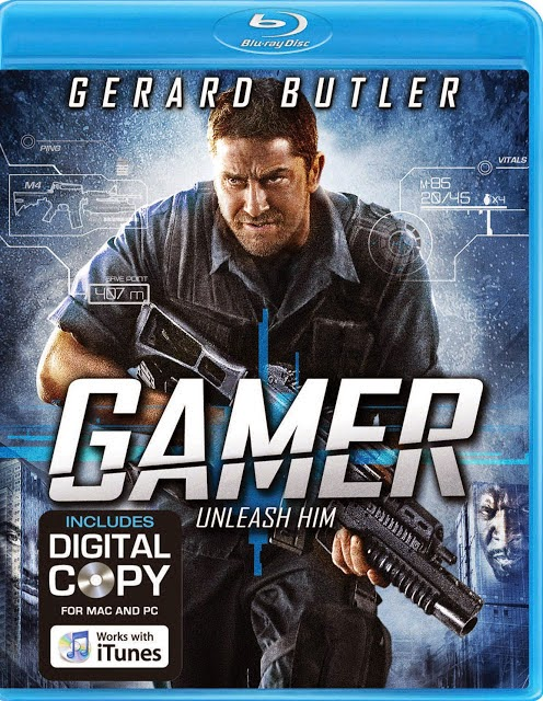 Gamer 2009 Dual Audio Hindi-English 300MB BluRay 480p
