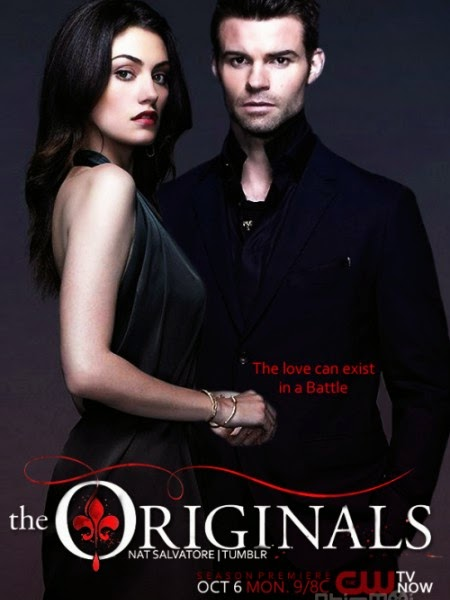 Ma Cà Rồng Nguyên Thủy: Phần 2 - The Originals: Season 2