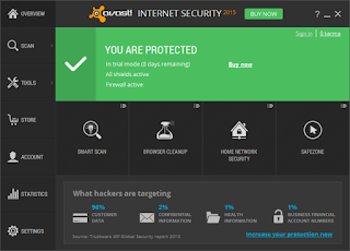 Download Avast Internet Security 2015 - Anti Virus