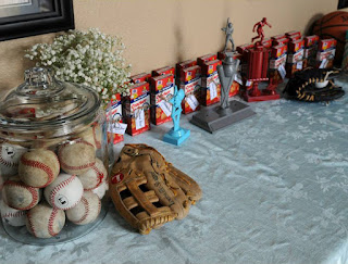 Do it yourself parties my sister in law eve found out they were having their first boy they were super excited and with my brother being a big sports fan they decided that they solutioingenieria Choice Image