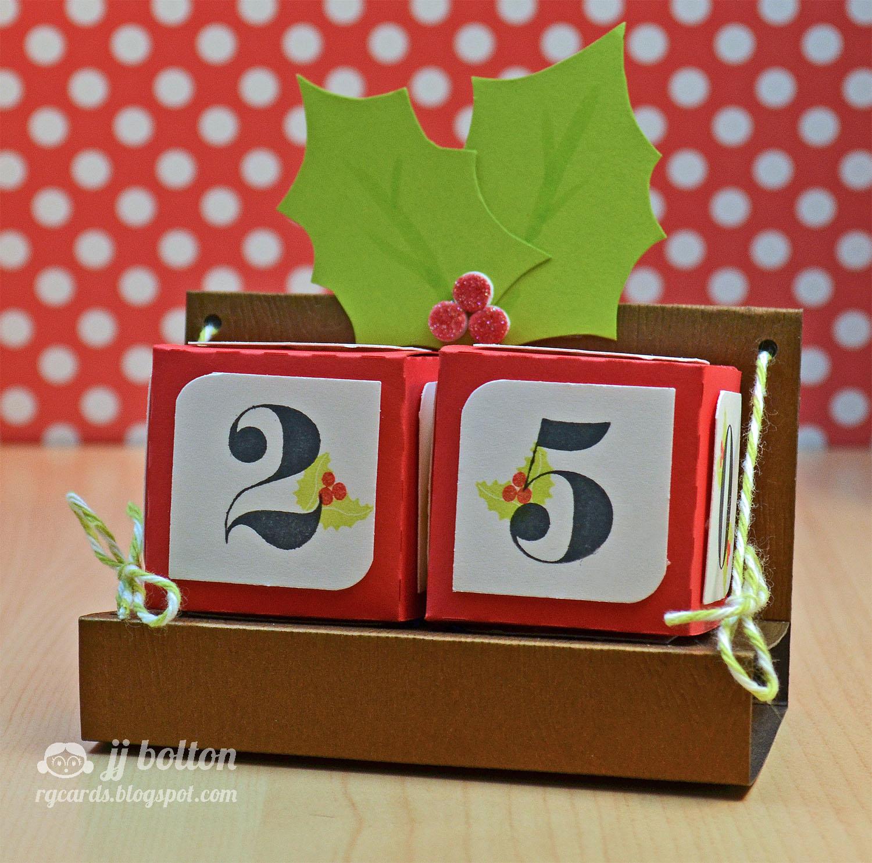 Perpetual Calendar Cube : Jj bolton handmade cards avery elle release week day