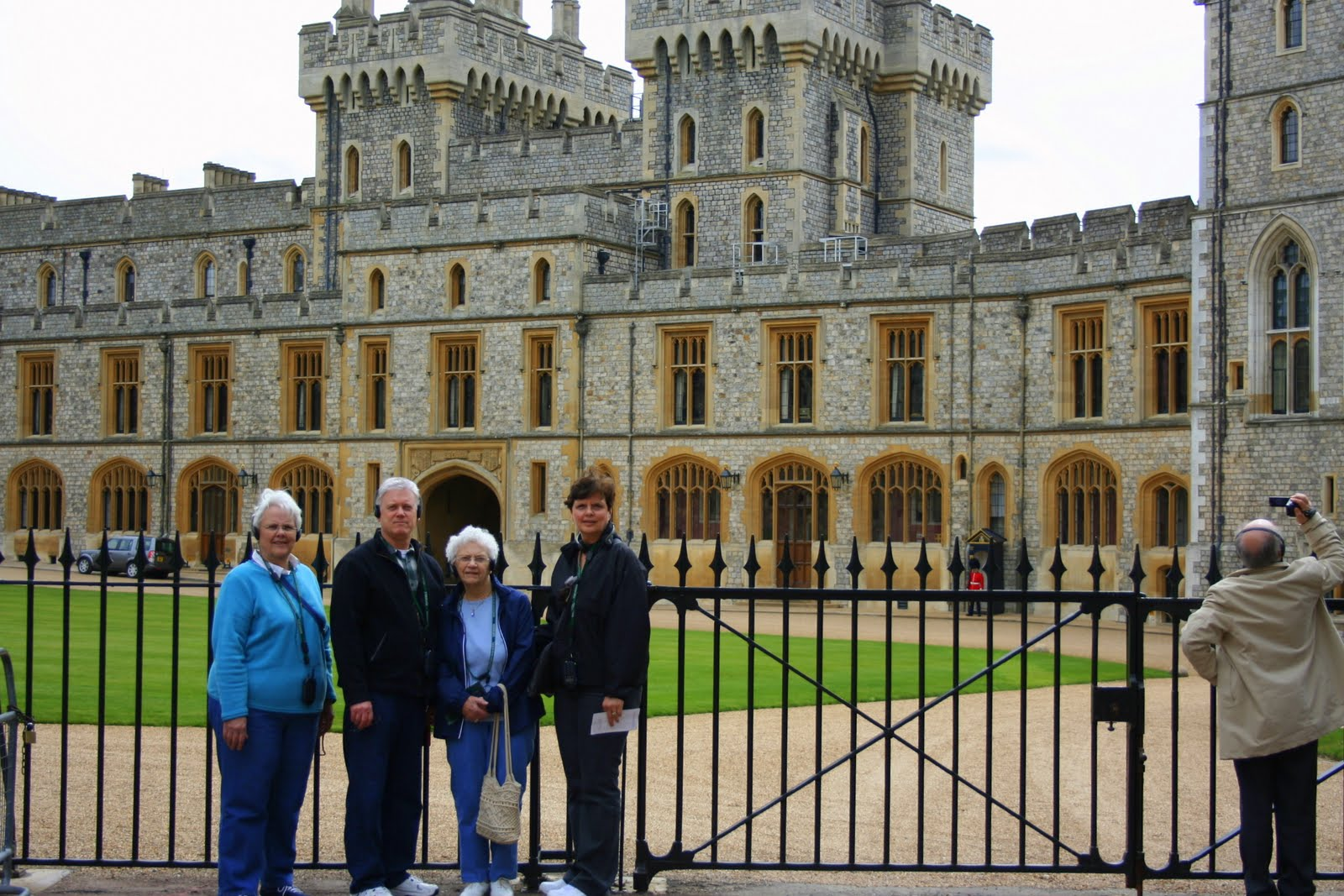 Pelatowski Family In London A Visit From The Fab Four