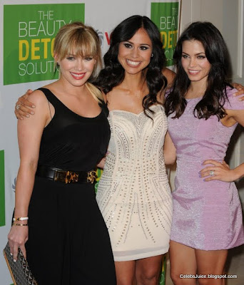 """Hilary Duff – """"The Beauty Detox Solution"""" Book Launch Party-14"""