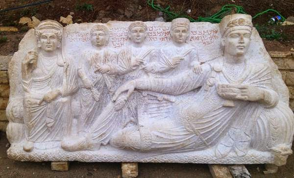 Syrian cultural heritage a victim of war in Rome exhibition