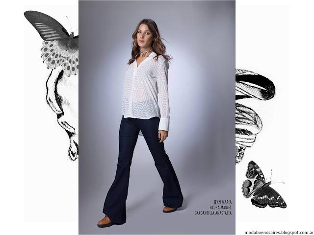 La Cofradía otoño invierno 2016. Moda invierno 2016 pantaloens.