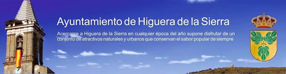 Ayuntamiento de Higuera de la Sierra