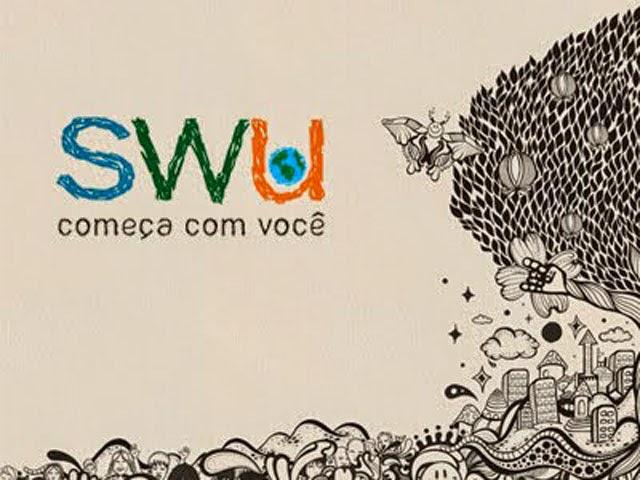 Sustentabilidade, música e arte combinaram com o público que aprovou o SWU