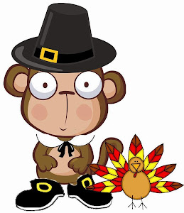 Thanksgiving Monkey!