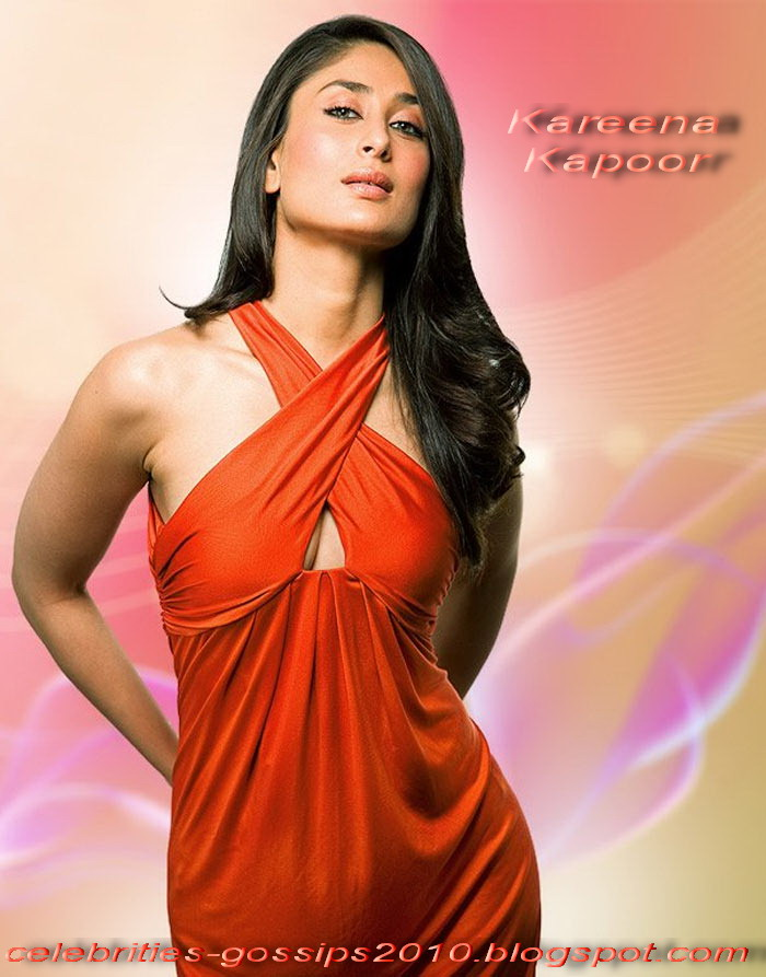 Kareena Kapoor In Red Dress ~ Kareena Kapoor Hot Pics