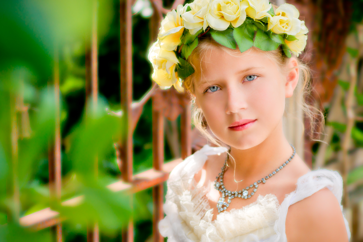 Zorians Blog Yellow Rose Flower Crown