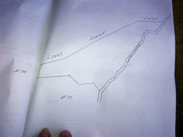 GS Lokasi Tanah yang dijual