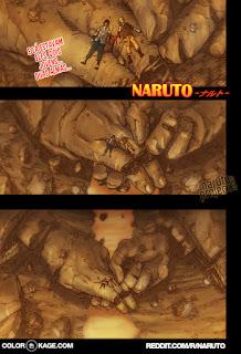 Naruto 699 Mangá Colorido portugues leitura online