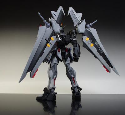MG Strike Noir Gundam image