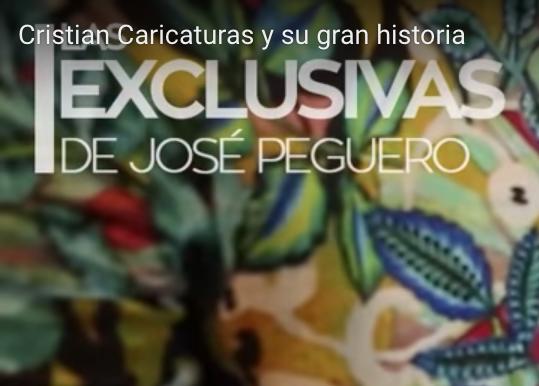 Entrevista a Cristian Caricaturas