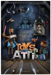 Toys in the Attic 2012 Movie