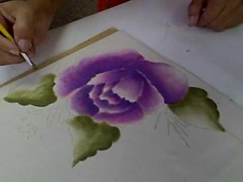Como pintar en tela para principiantes imagui - Pintar en lienzo para principiantes ...