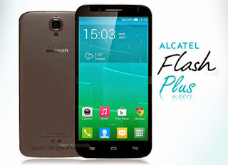 HP selfie Alcatel One Touch Flash Plus
