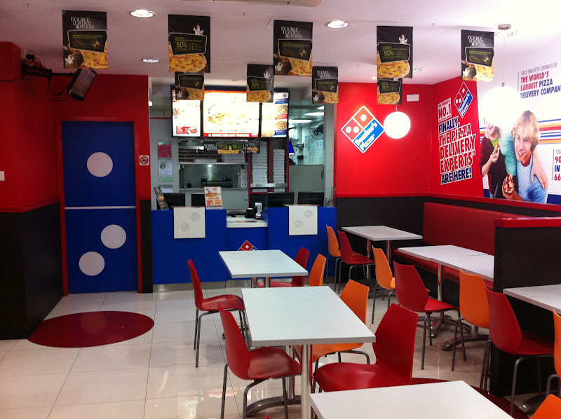 FoodieFC: Domino's Pizza Singapore (