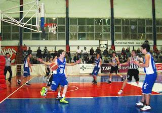Los cadetes albinegros, al Argentino de básquet