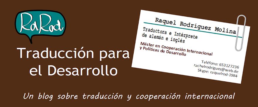 Raquel Rodriguez, Traductora e Intérprete