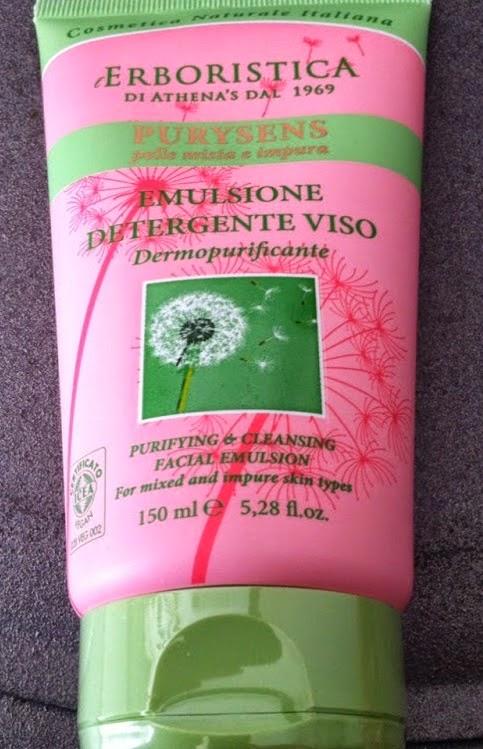 detergente viso dermopurificante