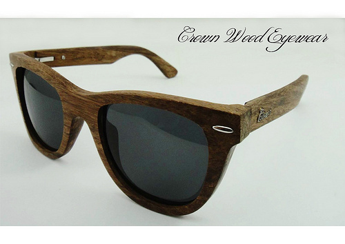 Crown Wood Eyewear