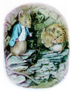 Beatrix Potter Johnny Town Mouse