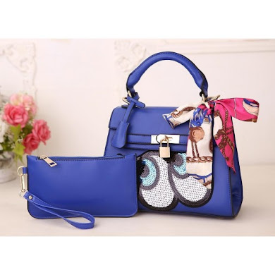 AAA DESIGNER BAG – BLUE