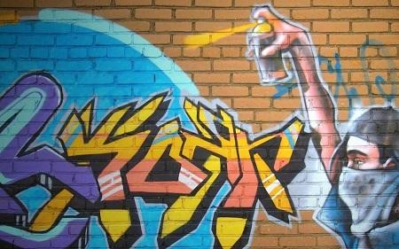 Detergenti curatare graffiti