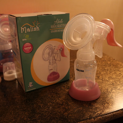 Malish Akello Aria Breast Pump Cute Ringan Auto Manual Electric Double Motor Breastpump powerbank