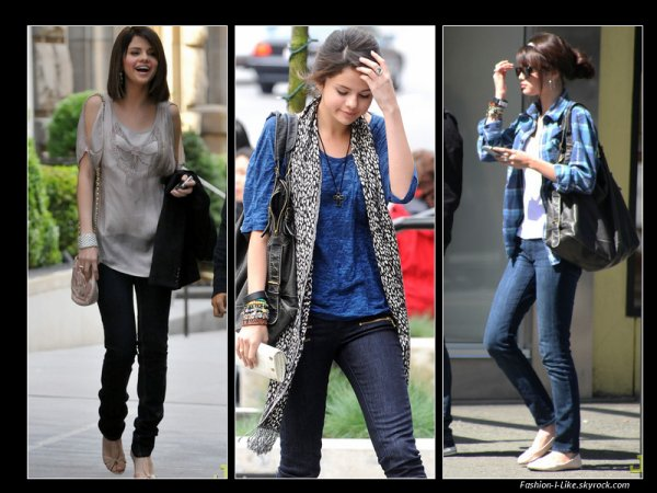 selena gomez fashion