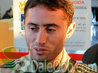 Oriente Petrolero - Hugo Américo Lusardi Morínigo - DaleOoo.com web del Club Oriente Petrolero