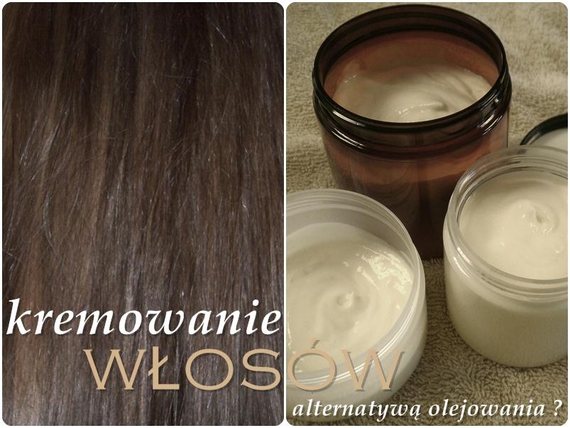 Kremowanie włosów, alternatywą olejowania?