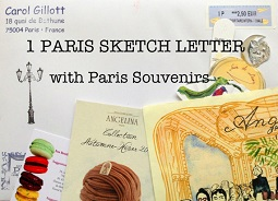 1 PARIS Sketch Letter