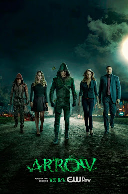 Arrow Tercera Temporada Capitulos