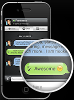 kelebihan LiveProfile, LiveProfile Mesengger, LiveProfile Iphone