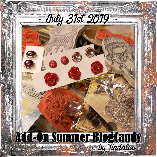 Add-On Summer BlogCandy