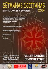 Février 2014 : Setmanas occitanas