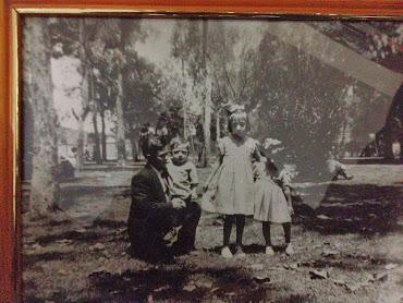La foto de la familia......hace 65 años