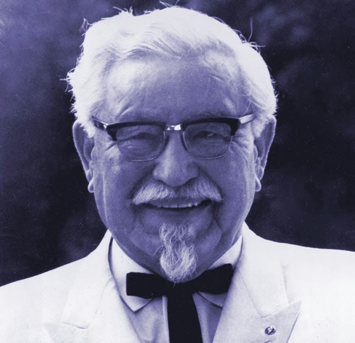 Colonel Sanders (KFC founder)