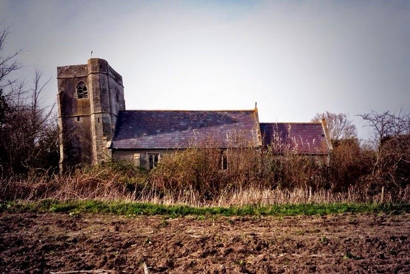 Holy Saviour's Church, Puxton