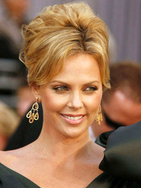 Charlize Theron Hairstyle For You