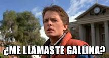 Marty McFly sabía el futuro de River