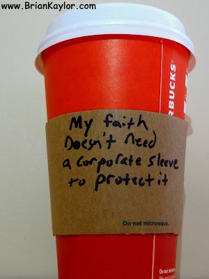 #StarbucksRedCup