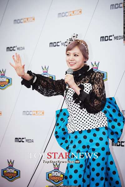 Orange Caramel Lizzy Catallena Live Show Champion 140319