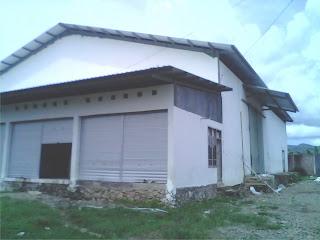Diduga, Gudang Pupuk Kaltim di Jalan Gajah Mada Belum Miliki IMB