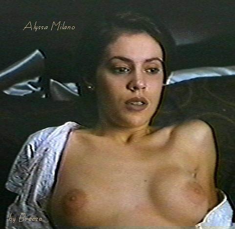 Images newest Alyssa-Milano -