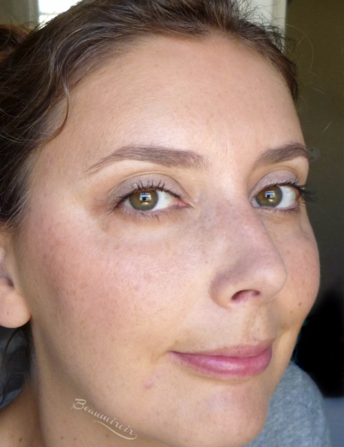 DiorBlush Cheek Stick in Cosmopolite Rosewood: worn on cheeks, swatches, fotd