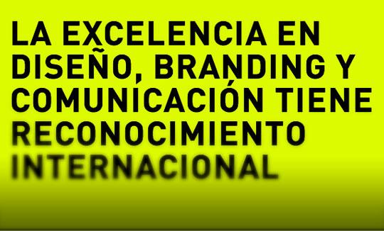 Premios Internacionales de Diseño Industrial y Diseño Gráfico. CLAP