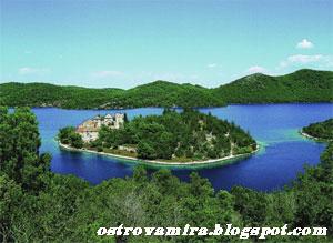 Остров Мльет
